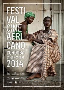 Cartel del FCAT 2014, del fotógrafo Javier Hirschfeld / Toda la información del festival aquí.
