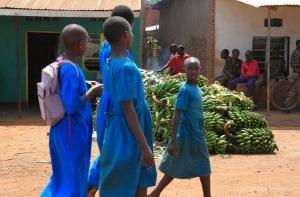Estudiantes de Ruanda / IPS Noticias.-