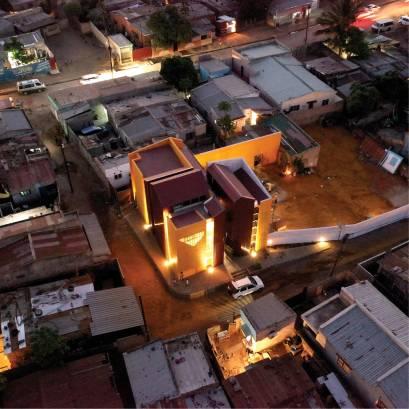 Museo Mafalala / Fotografía cedida por el arquitecto Remigio Chilaule.