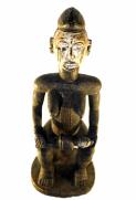 Escultura Igbo.-
